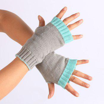 Gants Color Block Mitaines