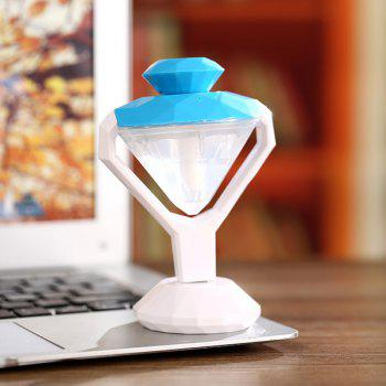 Househould USB Colorful Spray Fogger Humidifier LED Night Light