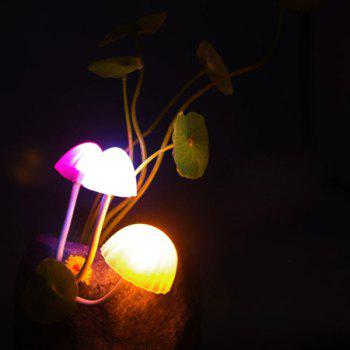 Wholesale Colorful Mushroom LED Night Light Room Decoration