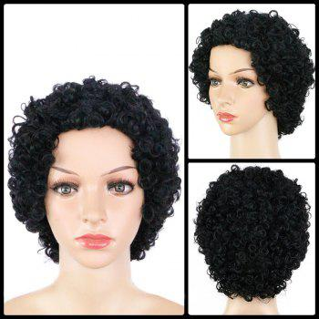 Short Curly Sophisticated Synthetic Wig
