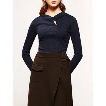 Hollow Out Pullover Knitwear