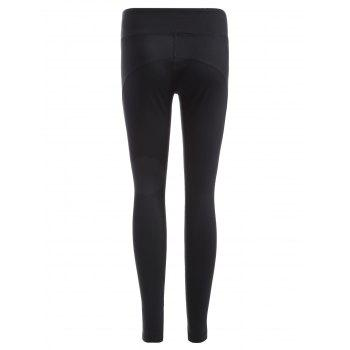 Quick-Dry Tight Yoga Pants - BLACK BLACK