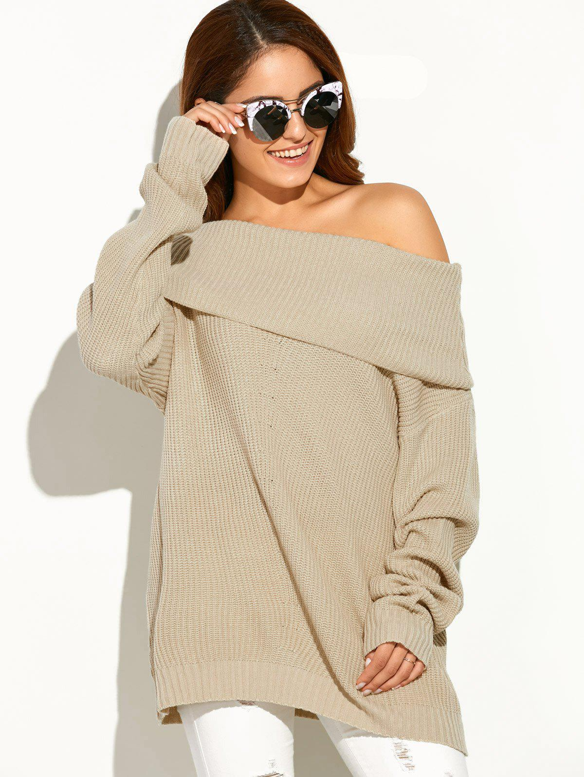 Drop Shoulder Ribbed Cowl Neck Sweater inc new black women s p petite ribbed cowl neck studded tunic sweater $69 071