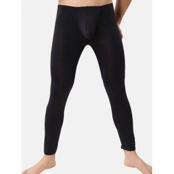 Ultrathin U Convex Pouch Breathable Long Pants