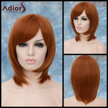 Short Straight Side Bang Adiors Lolita Synthetic Wig