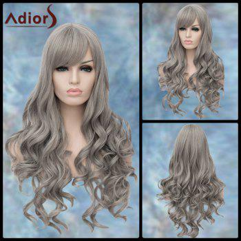 Long Side Parting Wavy Adiors Synthetic Lolita Wig
