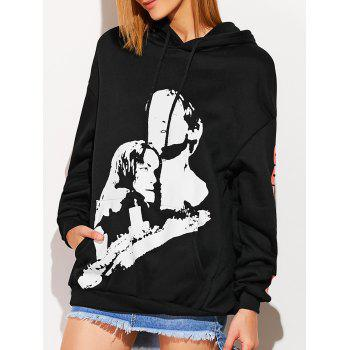 Front Pocket Oversized Hoodie