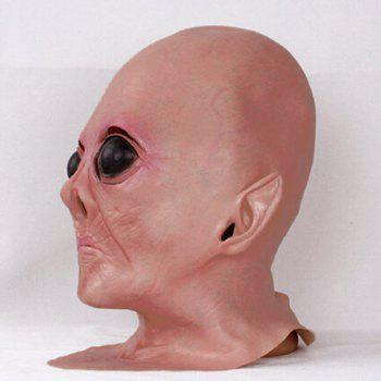 Halloween UFO Aliens Latex Masque Cosplay Prop Pour Fancy Party Bal Afficher - Teint