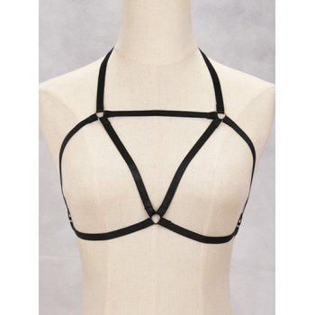 Harness Bra Bondage Triangle Body Jewelry
