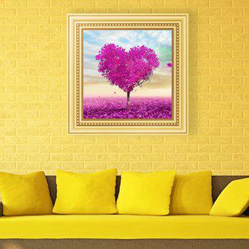 DIY Love Tree Beads Cross Stitch