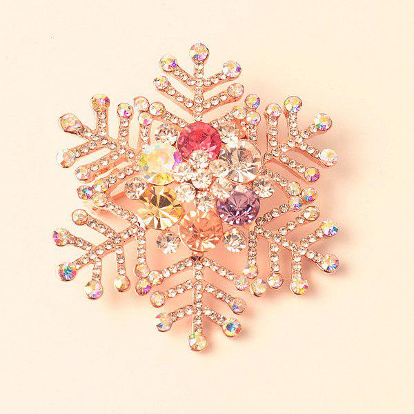 Rhinestone Snowflake Brooch 433 92mhz restaurant pager wireless calling system with voice report receiver host 10pcs white call button pager f3293b