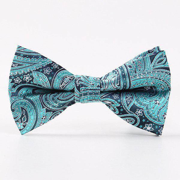 Gentlemen Bowknot Bow Tie - GREEN