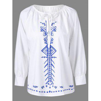 Maxican Peasant Blouse