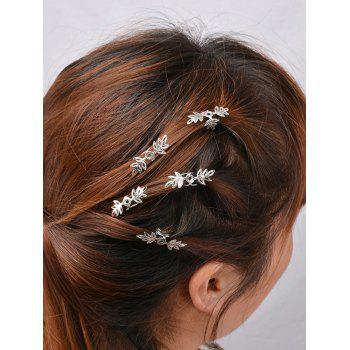 5PCS Floral Hair Accessory Set