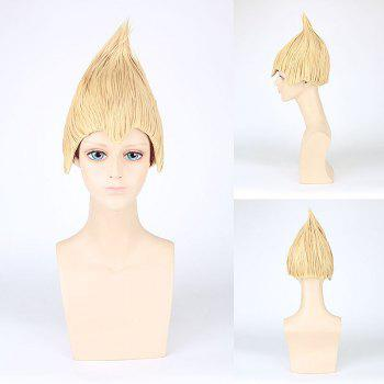 Short Straight Saiya-jin Son Goku Cosplay Synthetic Wig