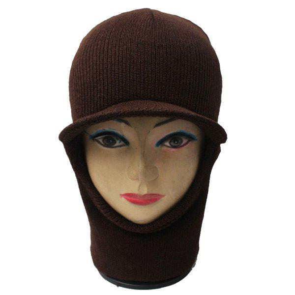 Warmer Elastic Knit Face Mask Neck with Brim Ski Cap din7 din12 shading area solar auto darkening welding helmet protection face mask welder cap for zx7 tig mig welding machine