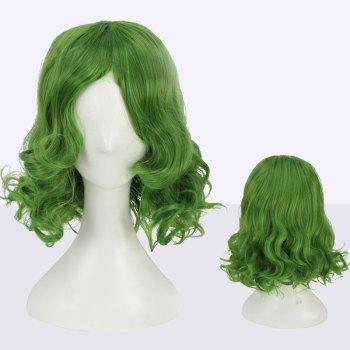 Shaggy Short Wavy Cosplay Synthetic Wig