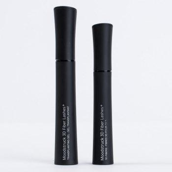 2 Pcs Curling Waterproof Lengthening Mascara