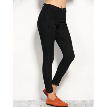 High Rise Ponte Jeans