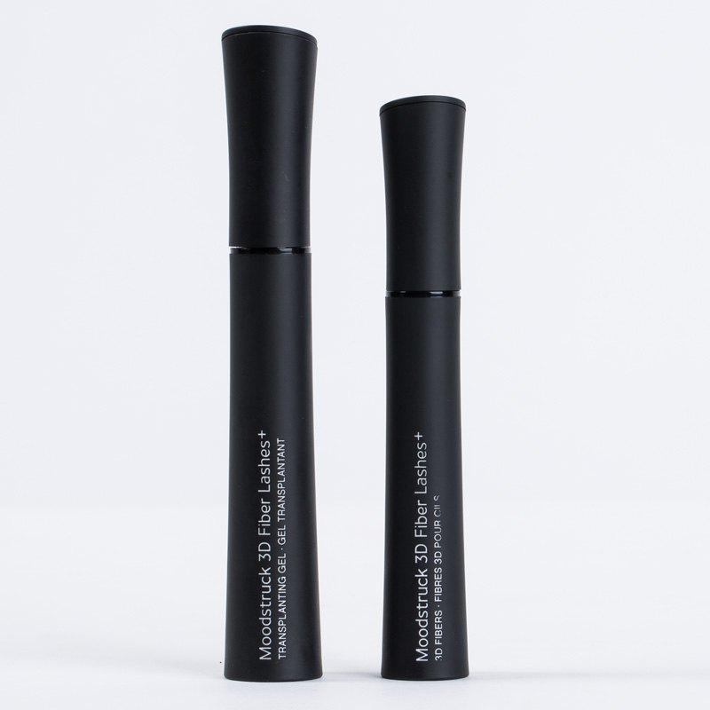 Mascara waterproof curling allongeant 2 Pcs - Noir