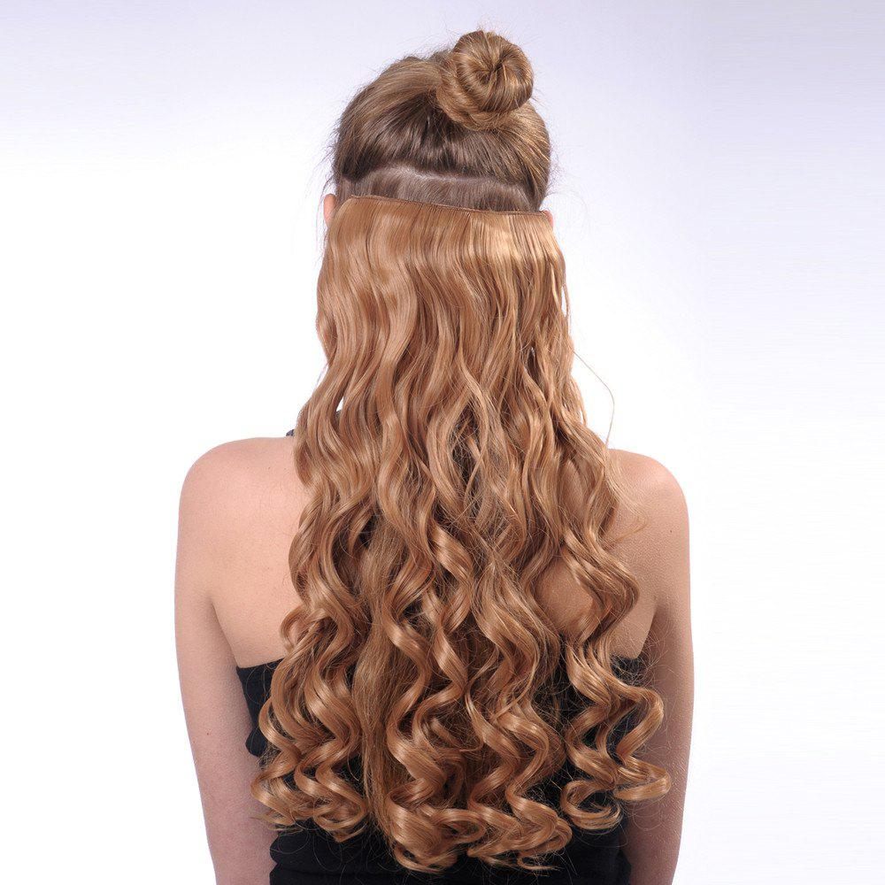 Synthetic Long Wavy Hair Extension