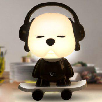 Cartoon USB Recharge Baby Room Table LED Night Light