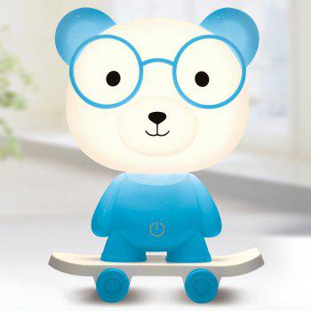 Cartoon Bear USB Charging Baby Room LED Night Light