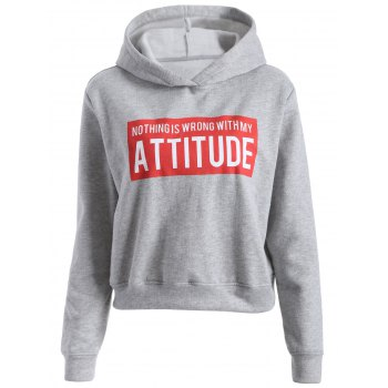 Sports Letter Print Hoodie