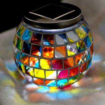 Creative Gift Colorful Rome Decoration LED Night Light - COLORFUL