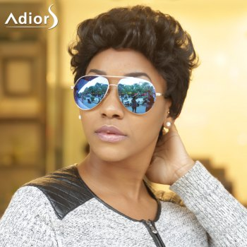 Short Adiors Fluffy Curly Synthetic Wig