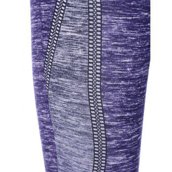 Ombre Color Yoga Pants - ONE SIZE ONE SIZE