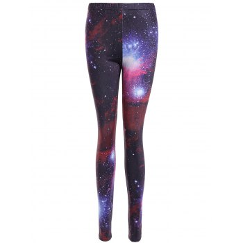 Skinny Galaxy Leggings