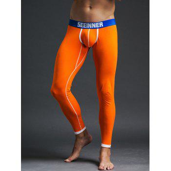 Contraste Version Skinny thermique Long Johns