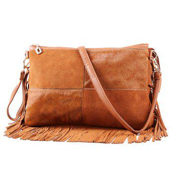 Fringe Large Crossbody Bag