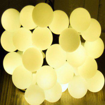 Solar Energy Garden Courtyard Balls Lighting Lamp