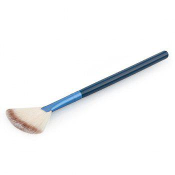 Makeup Tool Fiber Fan Brush