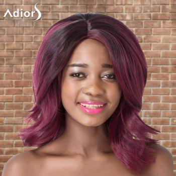 Adiors Wavy Medium Side Parting Colormix Synthetic Wig