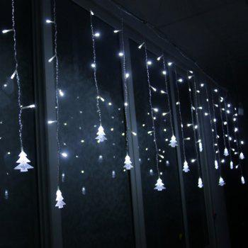 LED Christmas Tree Pendant String Light Party Decoration