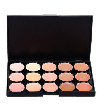 15 Colours Concealer Foundation Makeup Palette