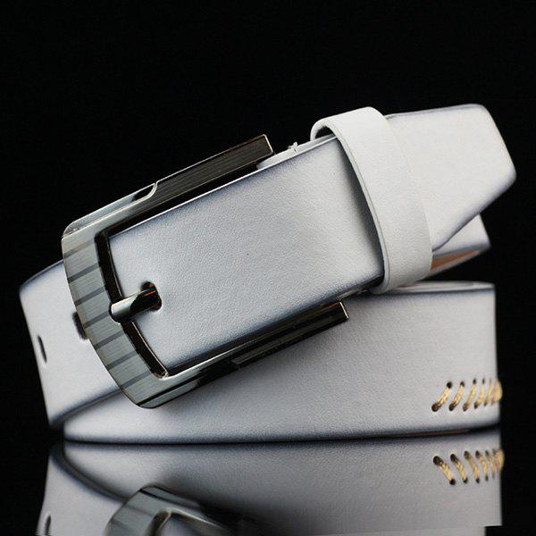 Retro Sewing Thread Wide Belt sewing