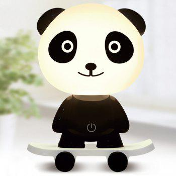 Cartoon Panda USB Charging Touch Baby Room LED Night Light