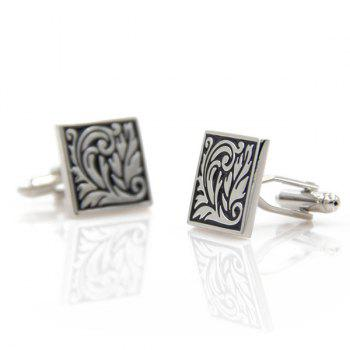 Concise Phenix Totem Cufflinks -  SILVER