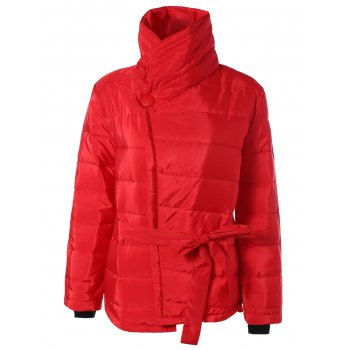 Red Short Jacket Cheap Casual Style Online Free Shipping at ...