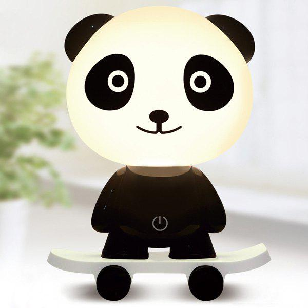 Cartoon Panda USB Charging Touch Baby Room LED Night Light new 2016 designer girl autumn
