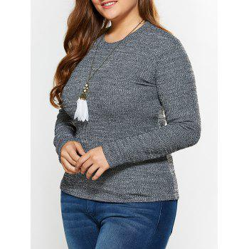 Plus Size Fitted Knitwear