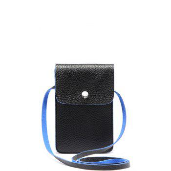 Faux Leather Cell Phone Purse