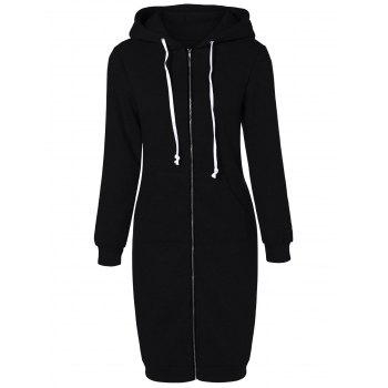Winter Casual Zip Up Hoodie