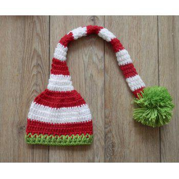 Newborn Knitted Photography Prop Pom Ball Hat