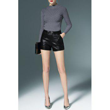 Pull slim extensible - Gris ONE SIZE