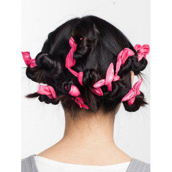 6 Pcs Hair Styling Tool DIY Hair Rollers